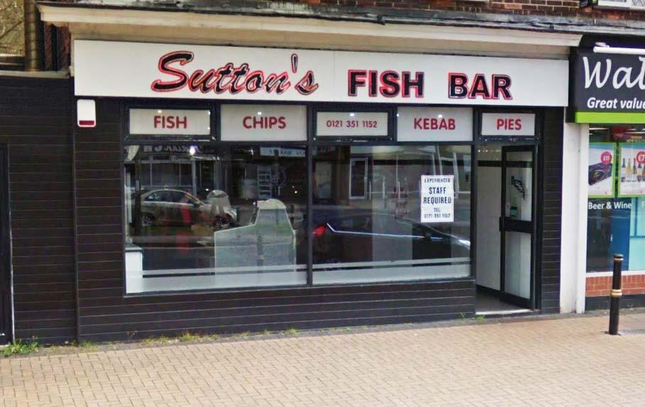 Suttons Fish Bar in Walmley Sutton Coldfield.jpg